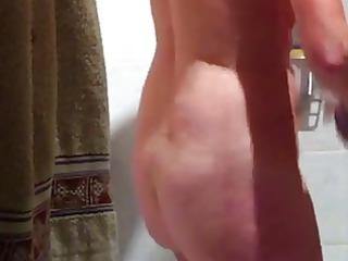 hidden webcam bare wife in the shower