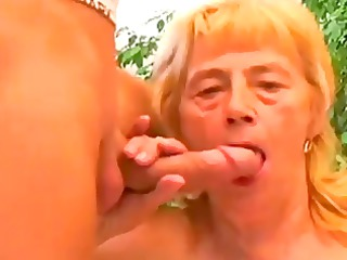 granny pussies are so good