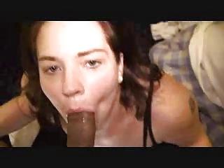 wife deepthroating big darksome jock