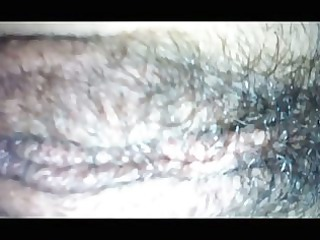 bawdy cleft of my wife (frontal view)