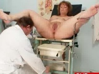 unshaved fat mama receives harrassed by
