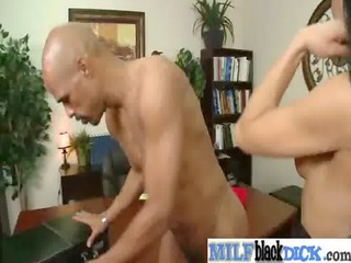 large darksome dicks is what milfs love clip-111