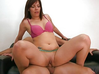 hawt mother i bitch receives pounded by her boss