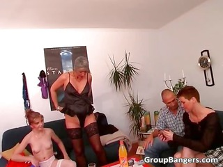 abode party become immoral group banging part7