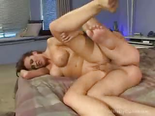 ball licking milf floozy fucks like a wild bitch