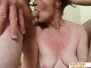 lustful granny needs more pounder