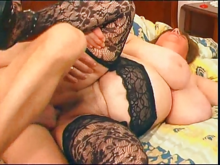 large tit mommy jiggles all over