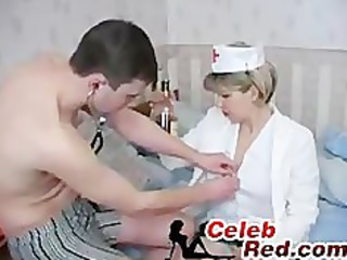 older nurse fuck youthful patient older