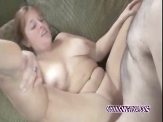 redhead liisa is getting her aged pussy fucked