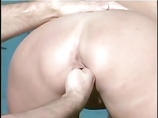german hot mature fist