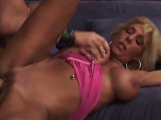 breasty milf babe roughly drilled by horny studf