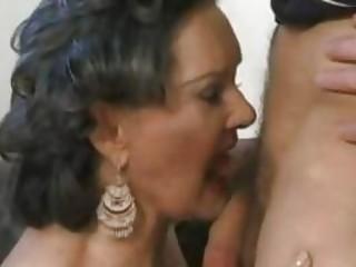 aged threesome sex