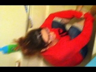 amatuer wife virgin when married urinate shower