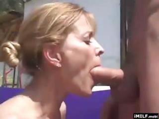 golden-haired d like to fuck fucked hard outdoors