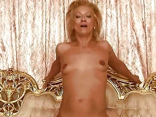 granny has nasty sex with her juvenile lover
