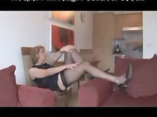 granny fully fashioned nylons and lingerie