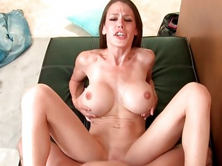 juvenile seductive doxy wife gives awesome head