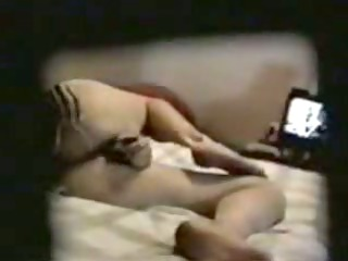 my mamma toys herself to porn on tv