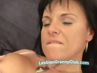 hawt older underware sluts go nasty licking each