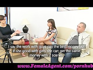 femaleagent. enjoyment is my business