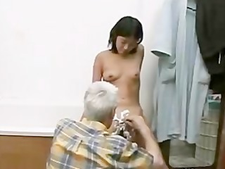 older man and young girl