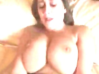 large titted british milf copulates and receives