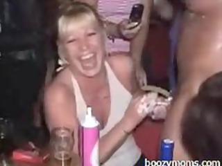 bridgeclub chicks absolutely insane in a stripclub