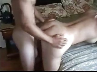 gorgeous blonde d like to fuck enjoying anal with