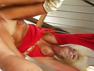 aged blond