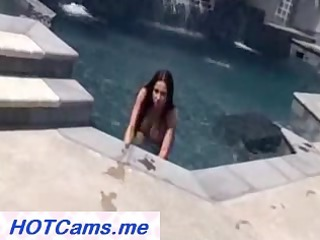 best anal sex on almost any beautiful brunette