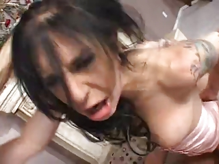 breasty and hawt mom acquires coarse drilled