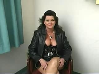 overweight older woman irrumation