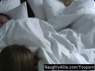 seductive wake up call three-some – dilettante