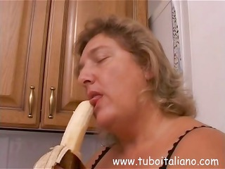 alluring italian mother i with a loose mans