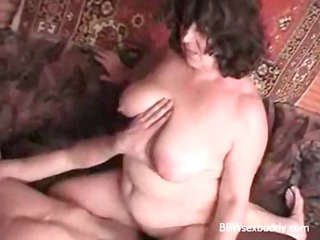 big beautiful woman granny can to swallow and fuck