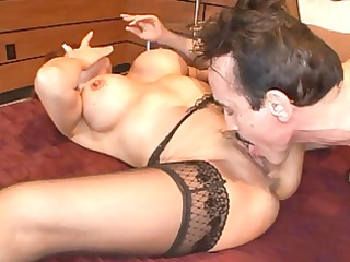 redhead d like to fuck loves a large hard schlong