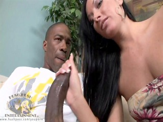 wife nadia acquires wicked with some monster meat