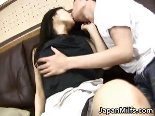 lewd japanese milfs engulfing and fucking part4