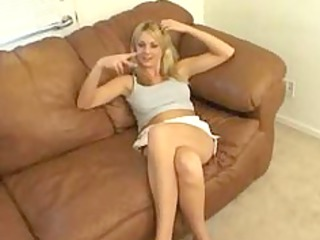 blond breasty mamma sucks muddy and fucks