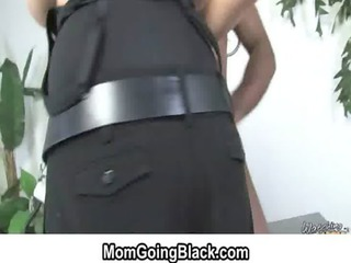just watching my mom going black 8