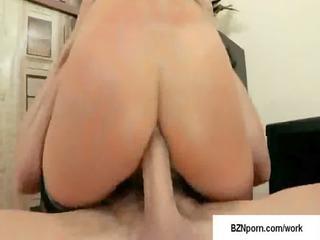 14-big tits at work