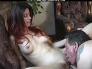 sexy couple go at it on the bed aged older porn