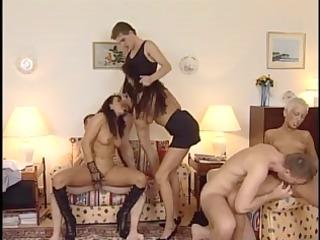 matures group sex
