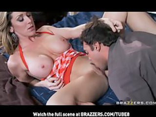 son finds bigtit blonde mother i mommy cheating