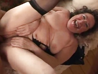 over 83 squirting granny