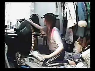 hidden camera catches three-some actually