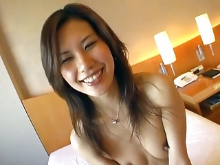 jap milf bows over to get toyed