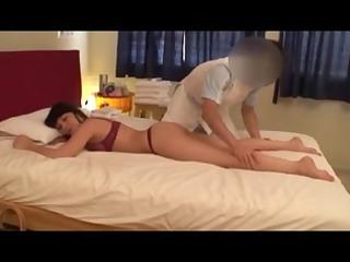 dilettante blonde wife massage (pts-221) scene