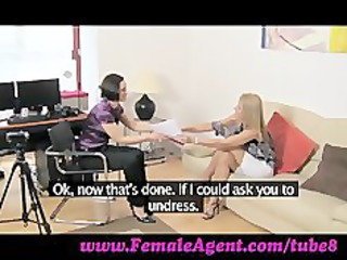 femaleagent. pole dancer learns fresh moves