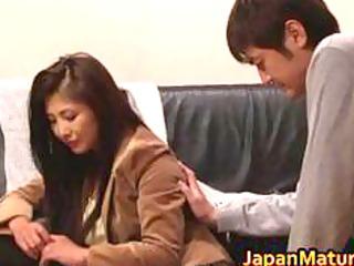 chisa kirishima asian milf gives amazing part7
